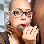 Amber skye. Black tranny nailed hard!